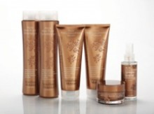 Brazilian Blowout products, image courtesy of diamondbeauty.com