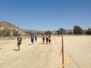 Dr. U's team at Rumble in the Mud event