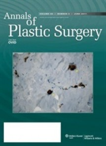 "Cover of ""Annals of Plastic Surgery"""