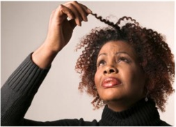 hair loss in african american women
