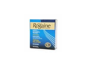 Hair Growth with Rogaine