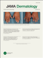 Dr. U in JAMA Dermatology