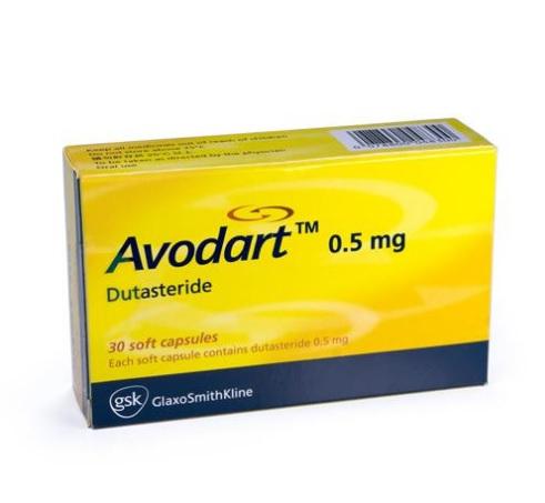 hair loss drug - Avodart