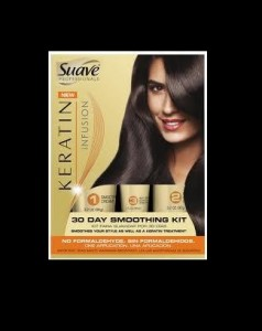 How Suave Keratin Smoothing Kit Caused Hair Loss