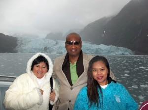 Dermhair Clinic at the ISHRS conference in Alaska in 2013.