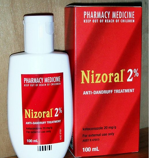 Nizoral Shampoo For Treating The Loss Of Hair