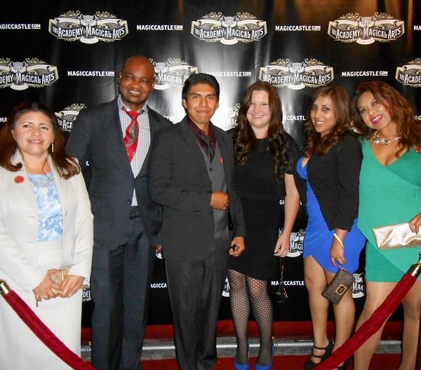 Life at Dermhair Clinic - Magic Castle : Birthday Celebration at Magic Castle in Hollywood, CA