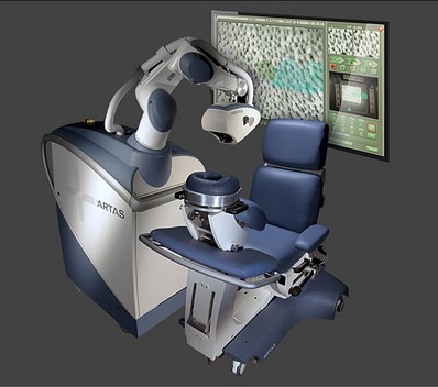 Artas| Robotic Technology|Automated FUE technology