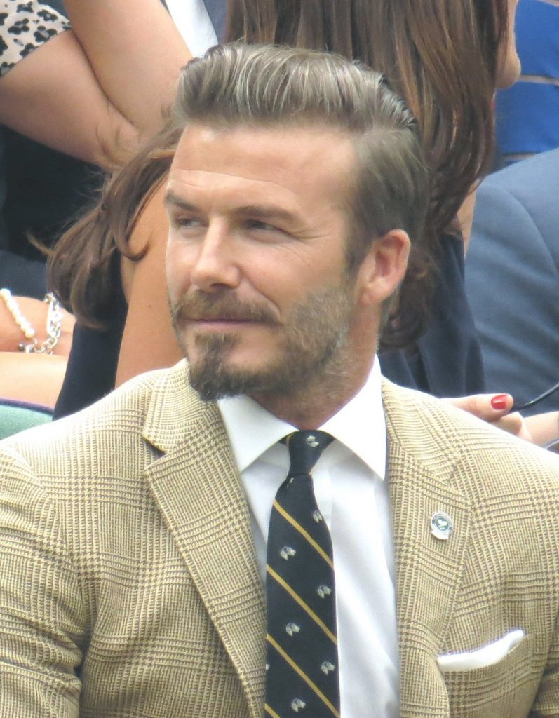 "David Beckham is a style icon for many young men around the world. In fact, its not surprising that searches for ""how to style your hair like David Beckham"" go up after the star makes a public appearance. What many are surprised to learn, however, is that Beckham is able to achieve his look even after apparently facing hair loss."