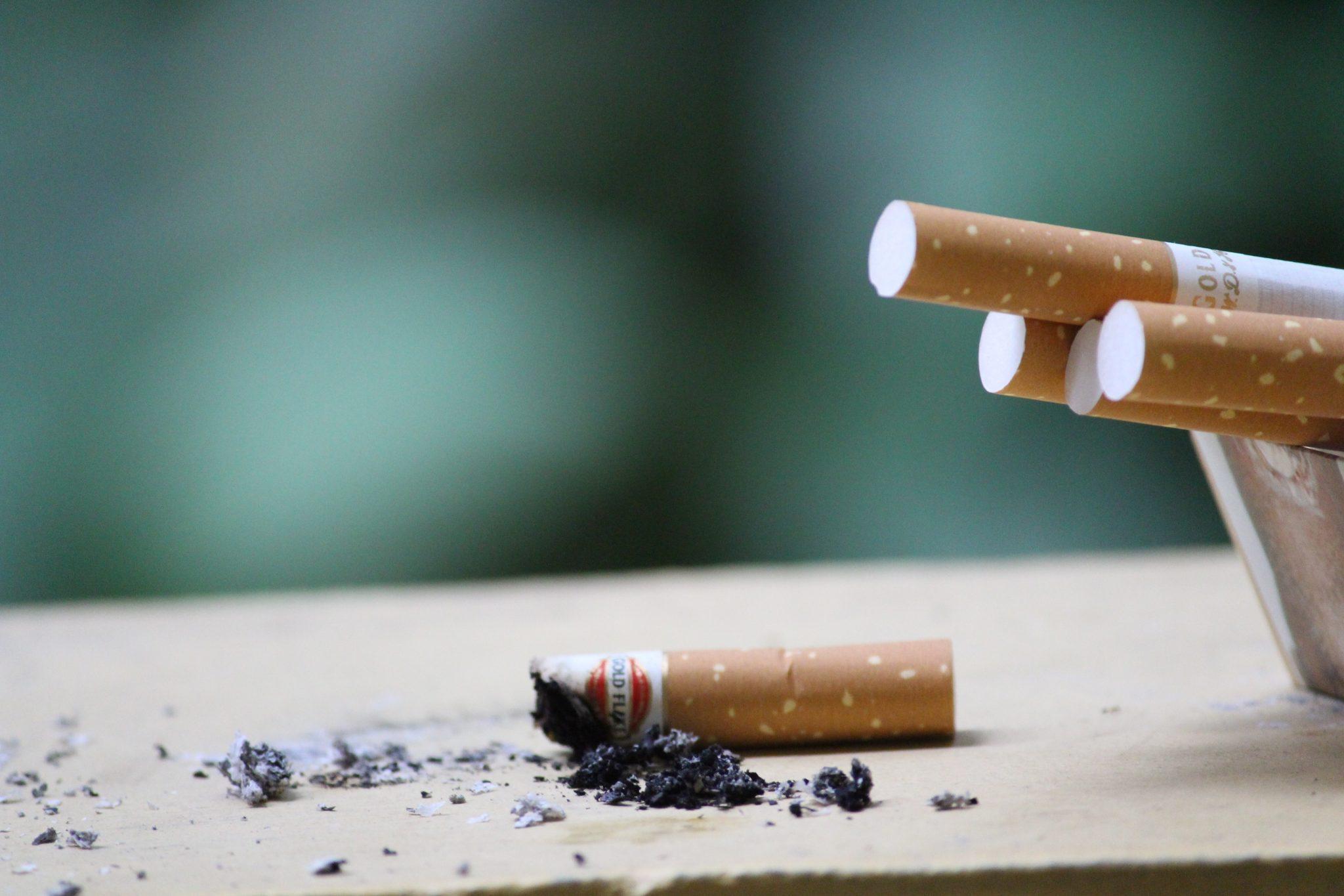 Smoking Hair Transplant, Hair Loss